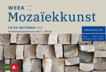 Week van de Mozaïekkunst 2021